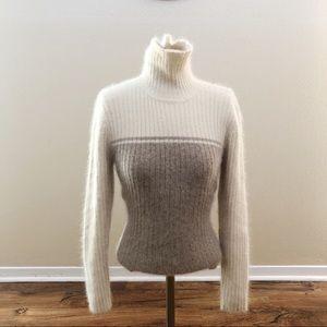 Vintage Lambswool Turtleneck Sweater